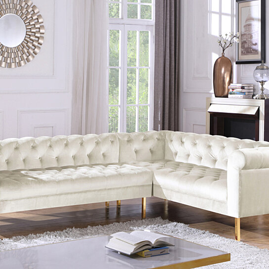Right Facing Sectional Sofa L Shape