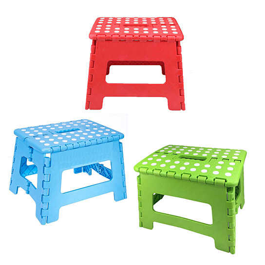Buy Handy Folding Step Stool For Adults Amp Kids 12 Quot Heavy