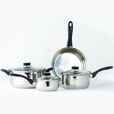 Kitchen > Cookware > Pots & Pans > Cookware Sets
