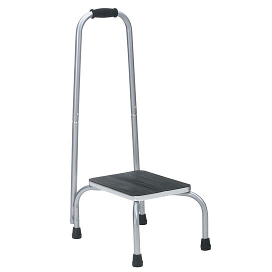 Buy Safety Step Stool With Handle Aluminum Kitchen Step
