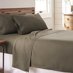 Bamboo Softness Premium  4 Piece Bed Sheet Set in 13 Colors