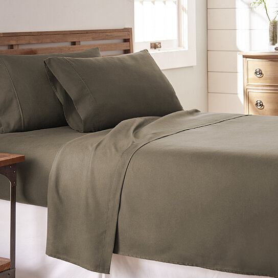 Buy Bamboo Softness Premium 4 Piece Bed Sheet Set In 14 Colors By Ienjoy  Home On Dot U0026 Bo