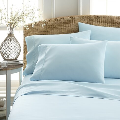 Bamboo Softness 6 Piece Bed Sheet Set