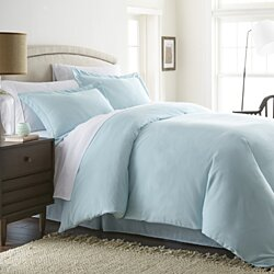 Soft Comfort 3 Piece Duvet Set in 14 Colors