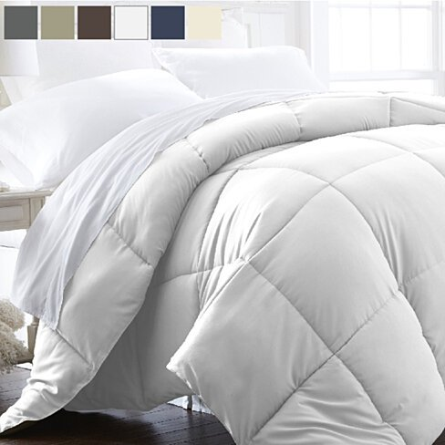 All-Season Down Alternative Comforter in 6 Colors