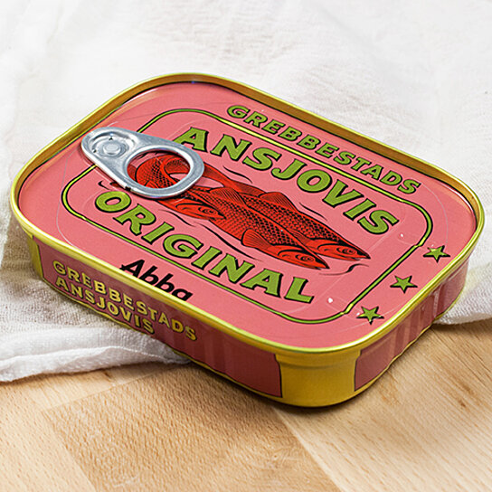 Buy Anchovy Style Sprats Fillets By Abba Of Sweden By