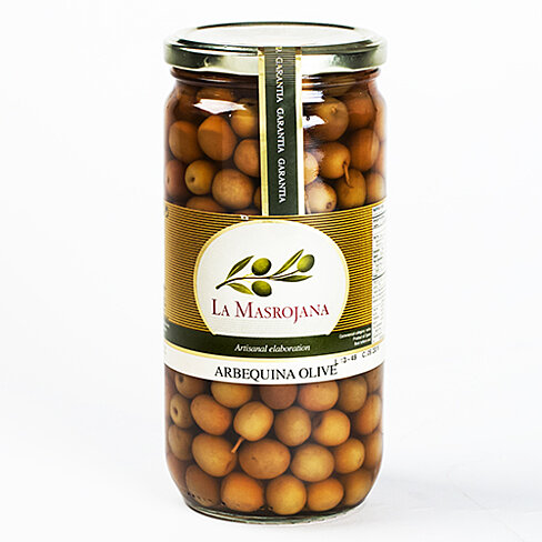 Buy arbequina olives by la masrojana by on for Olive arbequina care