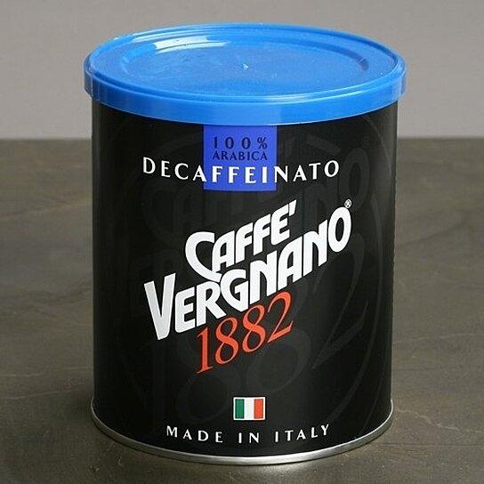 Buy Caffe Vergnano Decaffeinated Espresso By Igourmet.com