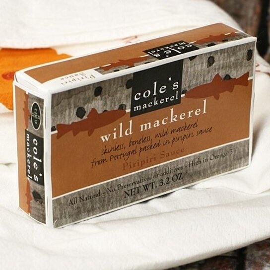 Buy Cole's Wild Mackerel in Piripiri Sauce by igourmet.com ...