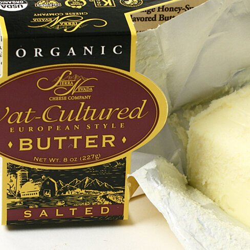 Buy Organic Cultured Butter by Sierra Nevada by igourmet.com on ...