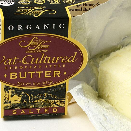 Buy Organic Cultured Butter by Sierra Nevada by igourmet.com on ...
