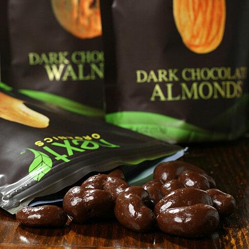 Buy Organic Dark Chocolate Dipped Nuts by igourmet.com on OpenSky