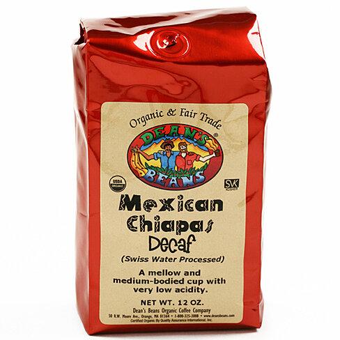 Whole Foods  Organic Decaf Coffee