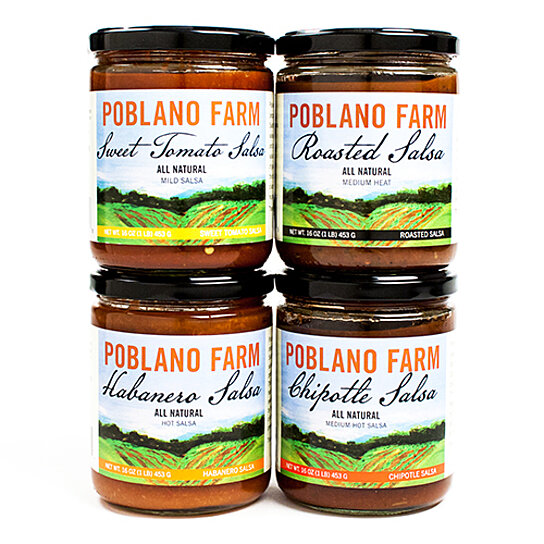 Buy Poblano Farms Salsa By Igourmet.com On OpenSky