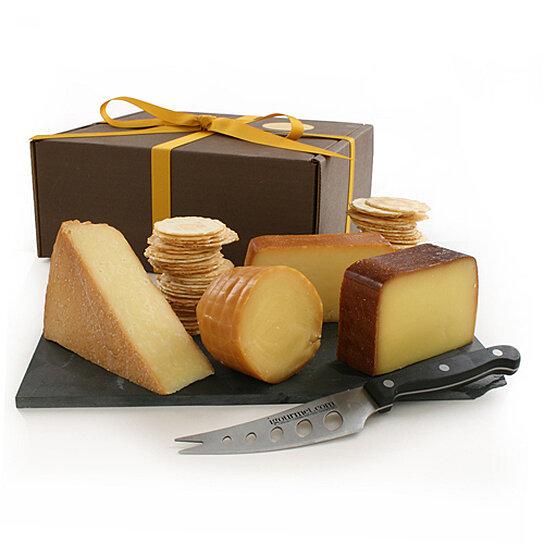 Weight Lifting Equipment In Honolulu: Buy Smoked Cheese Assortment In Gift Box By Igourmet.com