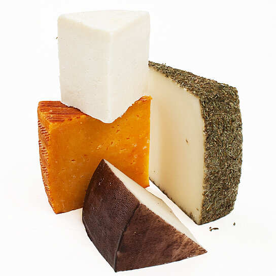 Spanish Goat Cheese Collection