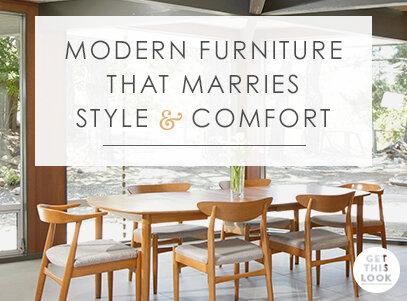 Sleek Modern Furniture
