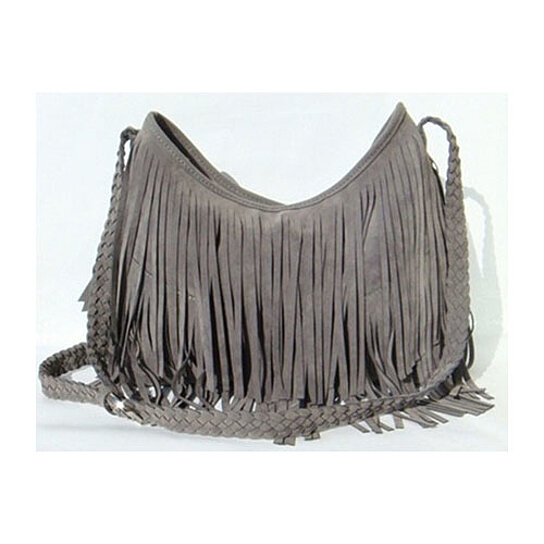 ... Women Hobo Shoulder Bags Crossbody Handbag 4Colors. Buy Celebrity  Tassel Suede Fringe Leather Shoulder Messenger Handbag HOBO Bag by imomoi  on OpenSky 98822daa74