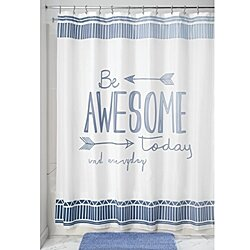 Fabric Shower Curtain 72