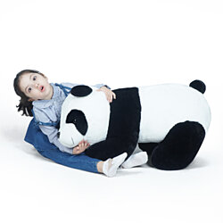 Super Soft Giant Stuffed Animal Panda Bear Plush Toy Gifts Kids, 31""