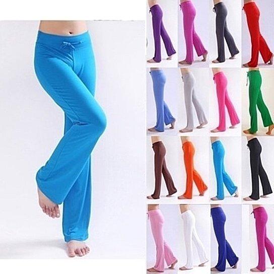 Yoga clothes for plus size women