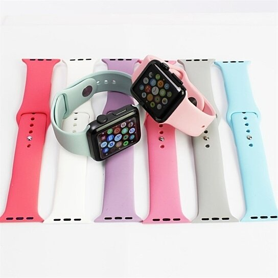 size apple for m products l strap silicon watch buycoolprice band sport ml s sm silicone bands