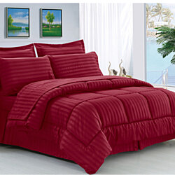 Down Alternative 5 Piece Comforter Set