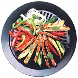 Go Go Grill Smokeless And Non-Stick For Indoors And Outdoors