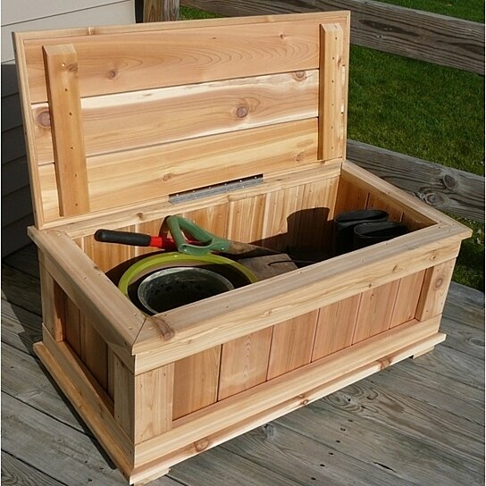 Merveilleux Trending Product! This Item Has Been Added To Cart 26 Times In The Last 24  Hours. Premium Quality Cedar Storage Bench