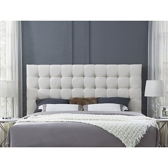 King Size Headboard On Queen Bed