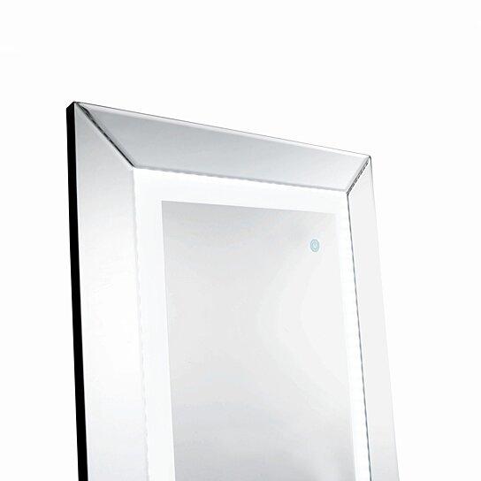 Led Lighted Full Length Mirror