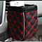 Mini Clip-On AC Vent Front Seat Organizer