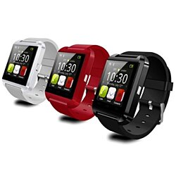 U8 Android Bluetooth Smartwatch for Smartphone, Tablet or Laptop