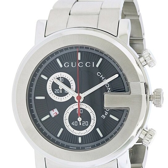 bd2ac1b725a Buy Gucci 101 G-Round Series Mens Watch YA101309 by JACOBTIME on OpenSky