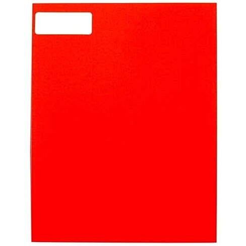 Buy Neon Red 1 x 2 5 8 Rectangular Address Labels 30 #2: feature