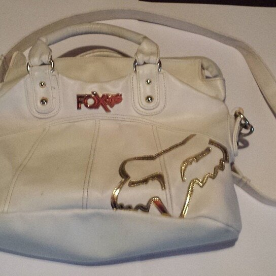 Buy White Fox Racing Purse By Jaysshop On Opensky