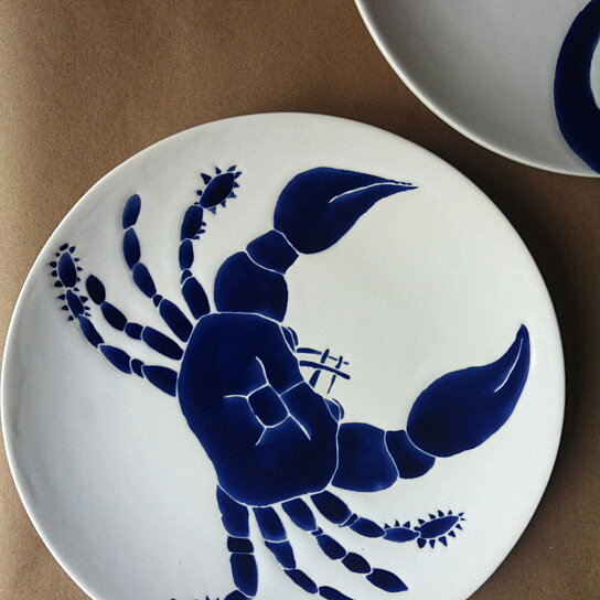 Buy BLUE CRAB CERAMIC PLATTER/ DINNERWARE by JessicaHowardCeramics on OpenSky & Buy BLUE CRAB CERAMIC PLATTER/ DINNERWARE by JessicaHowardCeramics ...