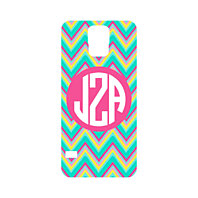 Personalized Galaxy S4 or S5 Cell Phone Case