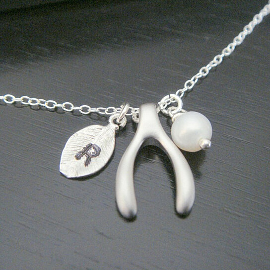 Weight Lifting Equipment In Honolulu: Buy SALE Sterling Silver Personalized Initial Pearl