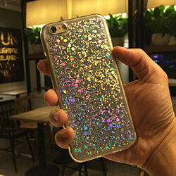 Bling Bling Twinkle Case Cover for iPhone