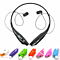 Bluetooth Wireless HandFree Sports Stereo Headset Earphone headphone For Samsung for iPhone