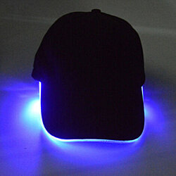 Cool Light Up Baseball Cap Gift