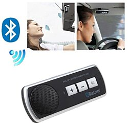 Multipoint Bluetooth Car Receiver Image Bluetooth Speakerphone with Sun