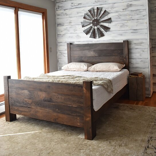 Buy Farmhouse Headboard Queen Headboard King Headboard