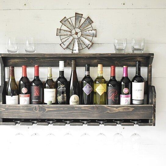 Buy Large Wine Rack Wine Storage Wine Rustic Wine Rack