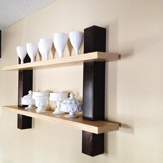 Trending Product! This Item Has Been Added To Cart 17 Times In The Last 24  Hours. Wood Shelves ...