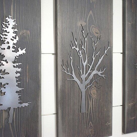 Metal Wall Art Rustic Home Decor