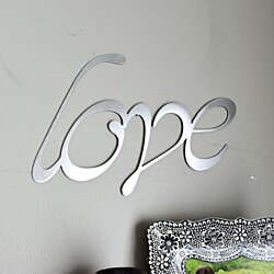 Wall Hanging, Love Sign, Home Sign, Metal Sign, Metal Words, Word Art, Home Decor, Wall Decor, Gallery Wall Decor, Farmhouse Decor, Signs