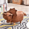 Cute Animal Kids Footrest Stool/Bench, Living Room Chair, for Children and Adults