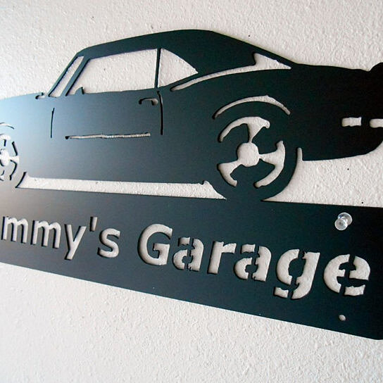 Man Cave Signs To Buy : Buy personalized man cave classic chevrolet camaro